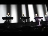 Kraftwerk: Franz Schubert and Europe Endless Paradiso 2015