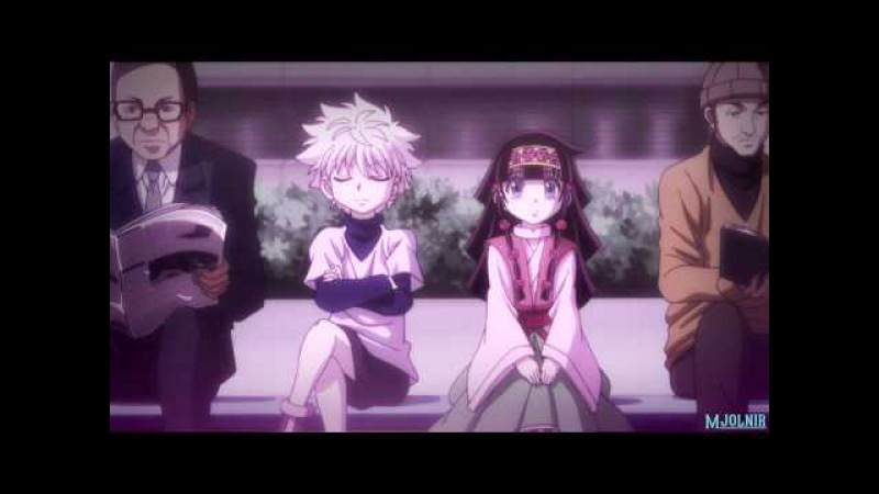 Alluka's got love like WOE! - HxH AMV
