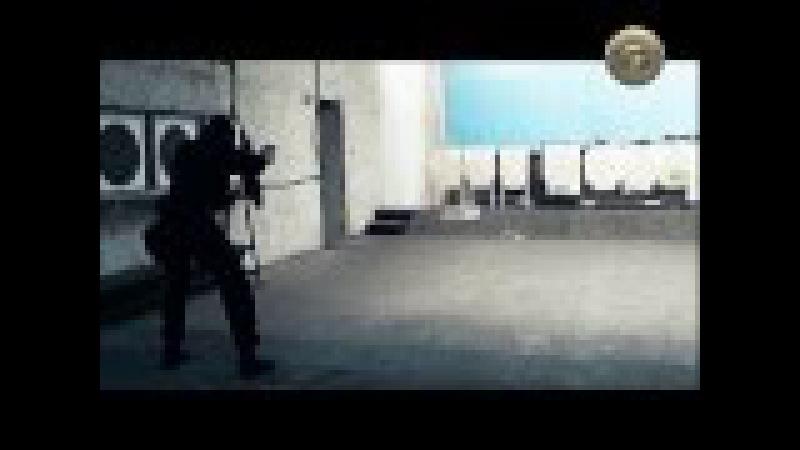 ОСТ-ТВ: Спецназ ФСКН - огневая подготовка, часть № 1
