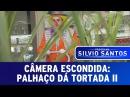 Câmera Escondida: Palhaço Dá Tortada II [Clown Prank - SBT]