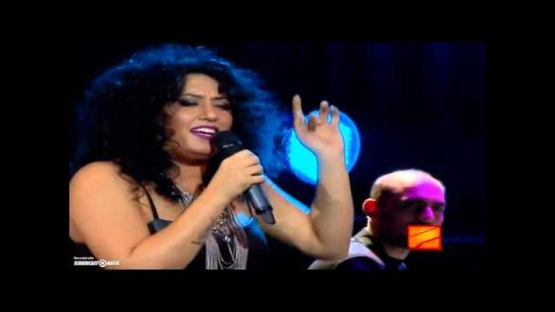 грузинские песни Nino Qatamadze Anita Rachvelishvili Новогодний концерт 2016