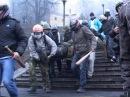 Розстріл майдану 20 02 2014р