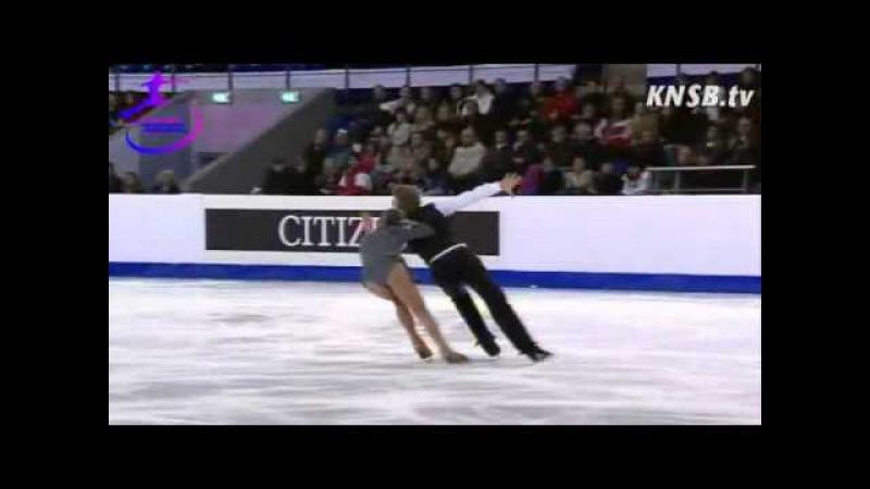 Ilinykh-Katsalapov 2010 World juniors free program