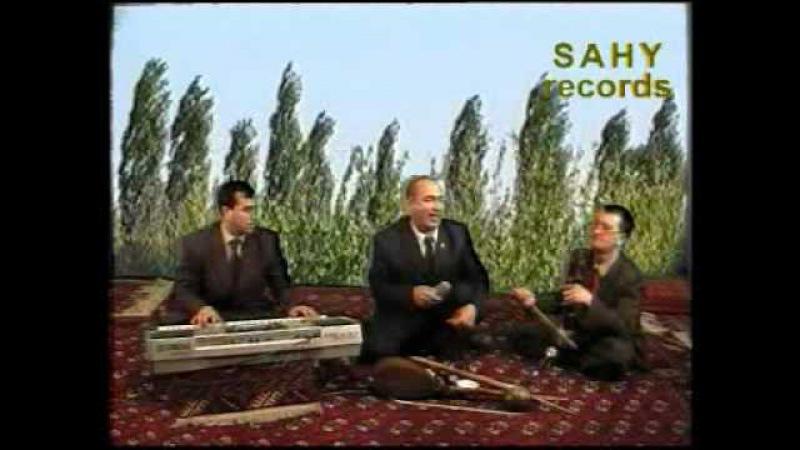 Gurban Atabayew halk aydym