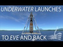 Underwater Launches To Eves Seabed And Back - KSP Reddit Challenge
