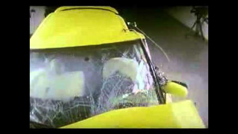 1994-2001 Audi A4 B5 - Typ 8D EuroNCAP Style Crash Test