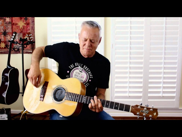 Pink Panther Breast Cancer Awareness Tommy Emmanuel