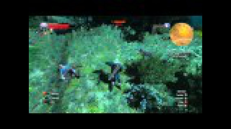The Witcher 3: Wild Hunt Contract: Woodland Beast: Vemossiel of the Scoia tael Cutscene Combat