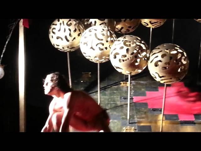 Танец Саломея Странные игры Оскара Уайльда Театр Романа Виктюка