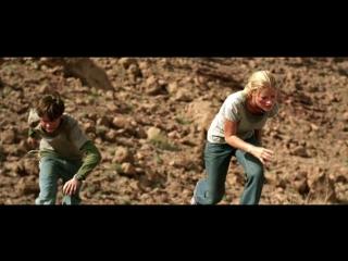 У холмов есть глаза 1 часть (2006) ужасы Ремейк