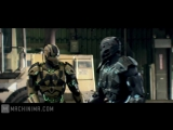 Mortal Kombat legacy: Cyrax and Sector Skrillex Reptiles Theme