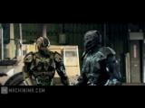 Mortal Kombat legacy: Cyrax and Sector Skrillex Reptiles Theme