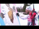 Дёминский лыжный марафон 2016 - МАТЧ ТВ