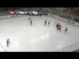 Dinamo Riga @ Spartak 09-27-2015 - Спартак - Динамо Рига 3-2