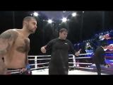 Enrike Gogohya (UKR) vs. Steve Moxon (AUS), Kunlun Fight 33 1/8 Finals Kunlun Fight World Championship (70kg)