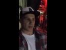 Олег Майами за 30 минут до выступления на шоу ГОЛОС 11122015 | periscope