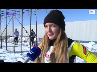 Гонка Героев Зима (28.02.16 телеканал 360 Подмосковье)