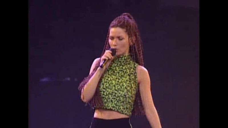 Shania Twain - Live (1999)