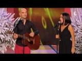 Alizee et Aldebert - Mon petit doigt ma dit (Live)
