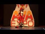 [AVA Expo 2015]  Nellie Schwarz — мюзикл «Кошки» — Бомбалурина