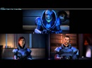Mass Effect at VGA 2012 - Garrus,Femshep and Broshep acceptance speech