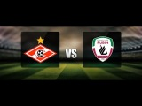Spartak Moscow vs Rubin Kazan 1-0 Full Match | 03.08.2015. HD
