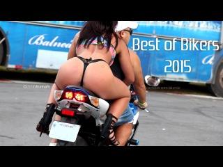 Best of Bikers 2015! Superbikes Burnouts Wheelies RL Revs and loud exhausts!