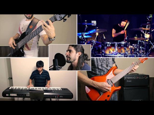Dream Theater – The Gift of Music (The Astonishing) – SPLIT-SCREEN COVERS – VRA!