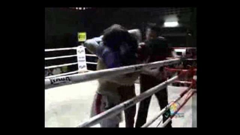 Shahbulat Shamhalaev-Тайланд, финал чемпионата мира по Muay Thai