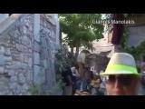Со съёмок сериала Кёсем султан в Греции