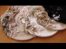 Вышивка на беретах стильно модно необычно от Ксении