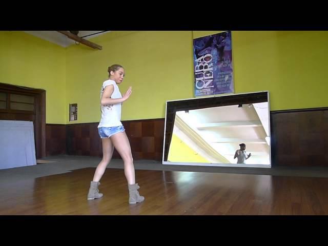 Cubanero 2015 - Diana Rodriguez Garcia - body movement workshop