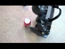 DARwin-OP Robot has a drinking problem