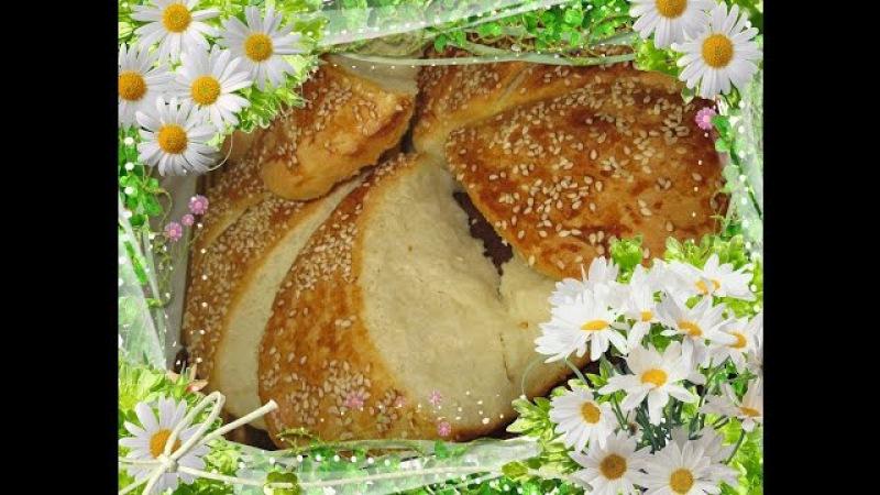 Рецепт- Сербский хлеб Погачице