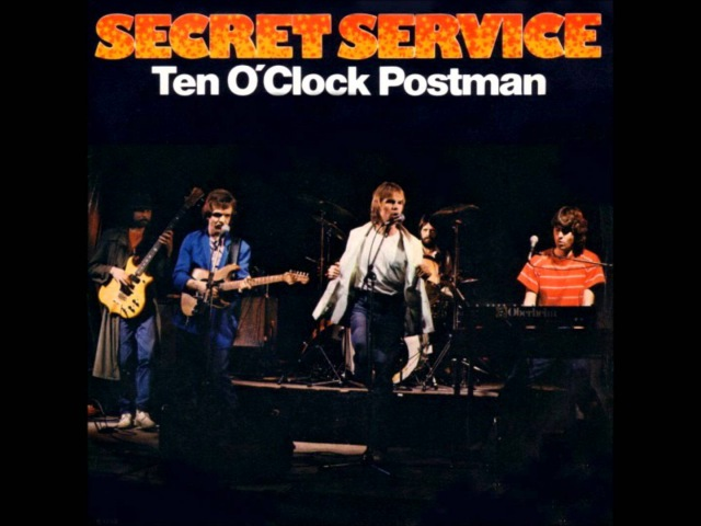 Secret Service Ten O´Clock Postman