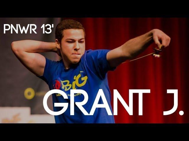 PNWR 2013: Grant Johnson 1A