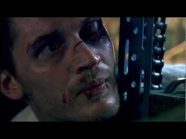 Tom Hardy Cape Wrath