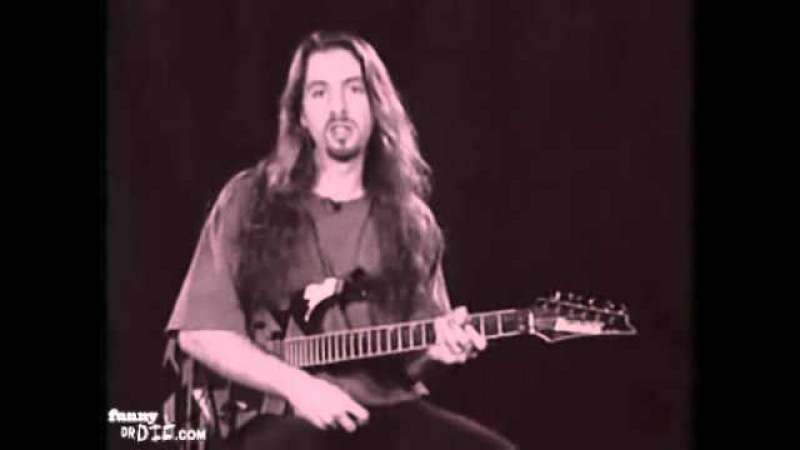 John Petrucci Psycho Exercises - The Secret Tape [NO SUBS]