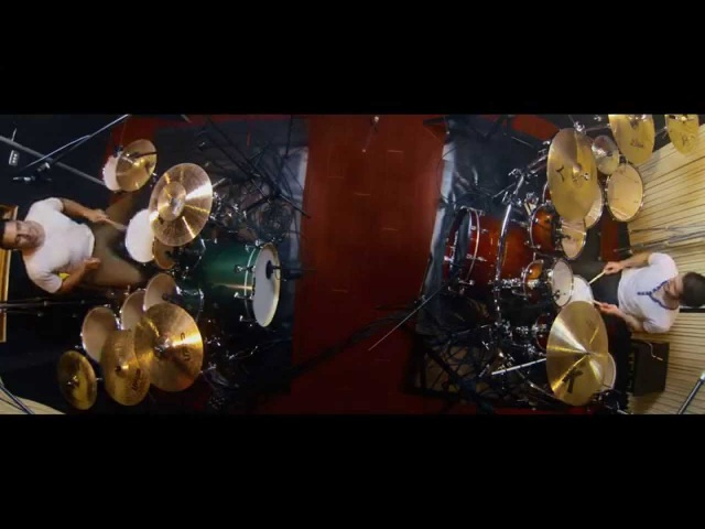 Dylan Elise Joe Taranto - Epic Drum Duets - Episode 2 of 3