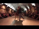 Maria Filali y John Zabala 1 4 Tango Cautivo 03 10 14 Paris Les Frigos