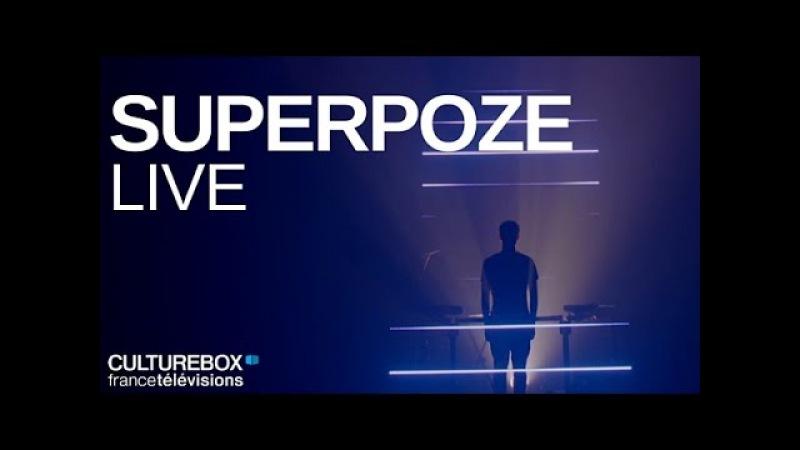 Superpoze (full concert) - Live @ La Gaîté Lyrique (Full HD Binaural audio)