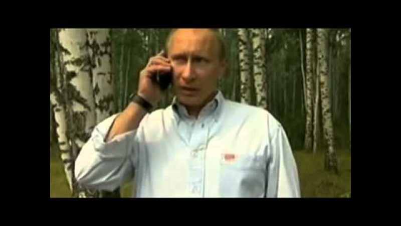 разговор путина с медведевым(прикол)