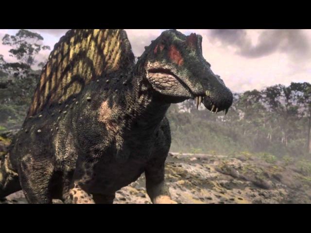 BBC: Планета динозавров: Затерянный мир / 1 серия