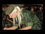 Zeljko Sasic - Reci Srbijo /Serbian Army Girls