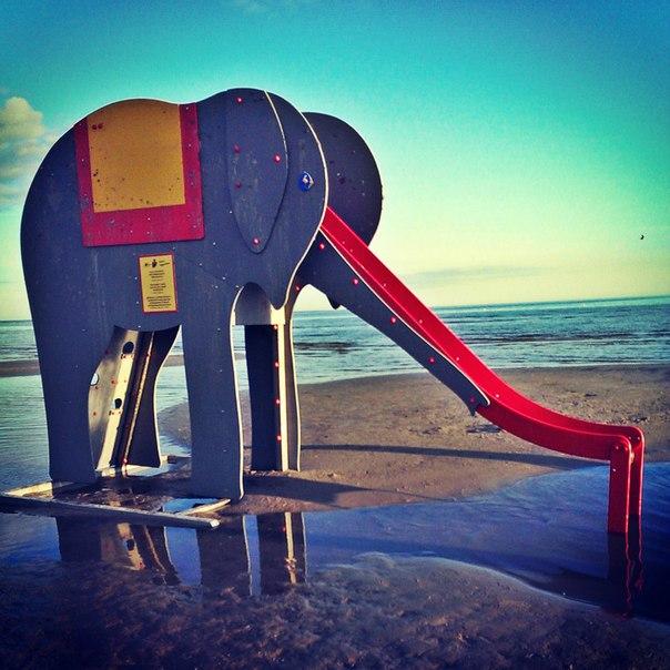 Фото снудиского пляжа 16 фотография