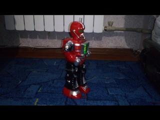 """Робот """"Космический воин"""""""