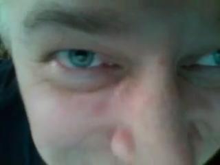 Гей в скайпе Видео прикол про гея в видеочате мужик чувак