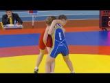 кубок россии, женская борьба, 59 кг, финал