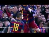 Барселона 2:1 Атлетико. Обзор матча и видео голов