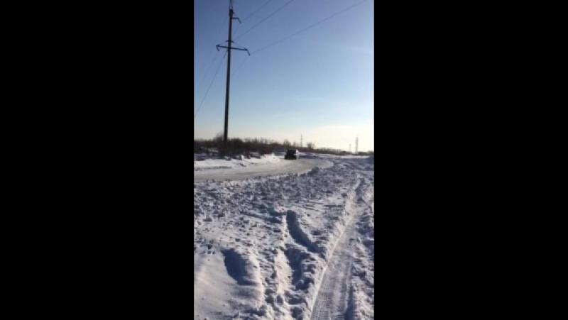 Toyota Belta Зимний спринт 2016 (Ваня Кречетов)